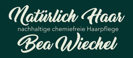Nachhaltige chemiefreie Haarpflege Bea Wiechel